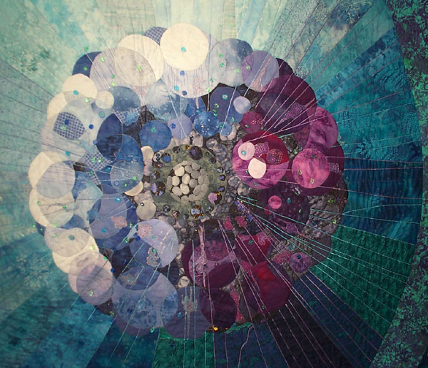 Celebration #1 by Carol Bryer Fallert-Gentry | awesome quilts ... : artist quilts - Adamdwight.com